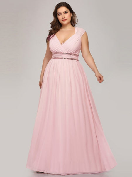 Plus Size Scarlett Evening Dress