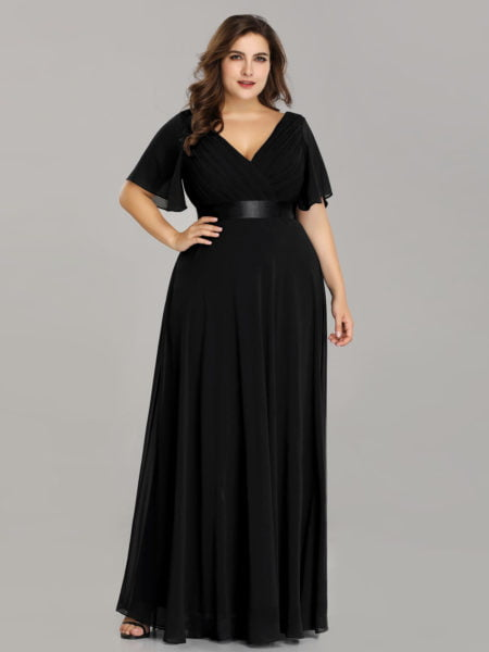 Glamorous Audrey Evening Dress