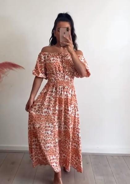 Aubree Maxi Dress